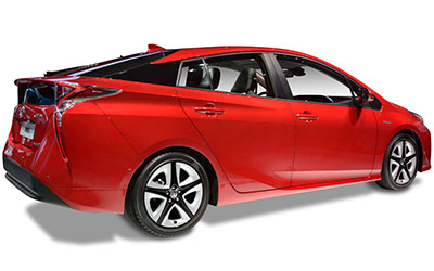 Toyota Prius auto līzings | Sixt Leasing