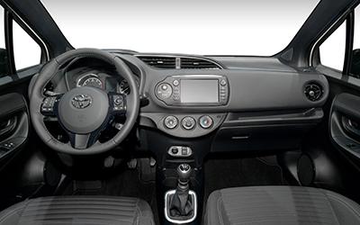 Toyota Yaris auto līzings | Sixt Leasing