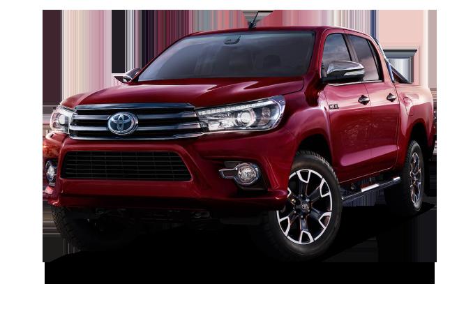 Toyota Hilux auto līzings | Sixt Leasing