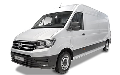 Volkswagen Crafter auto līzings | Sixt Leasing