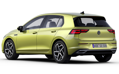 Volkswagen Golf auto līzings | Sixt Leasing
