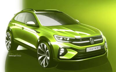 Volkswagen Taigo auto līzings | Sixt Leasing