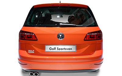Volkswagen Golf Sportsvan auto līzings | Sixt Leasing