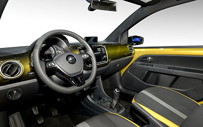 Volkswagen VW Up! Galleriefoto