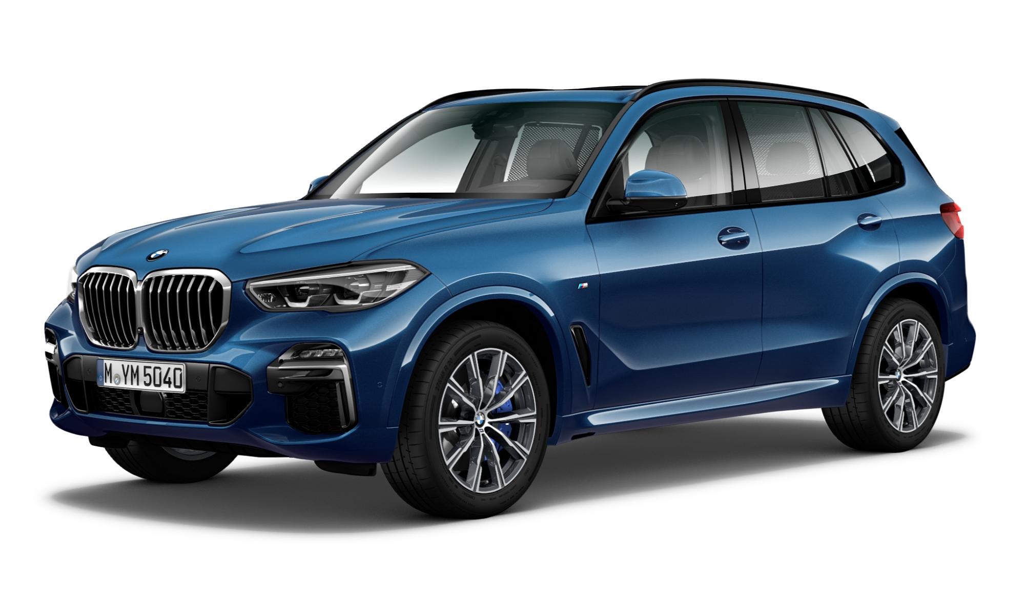BMW X5 Galleriefoto