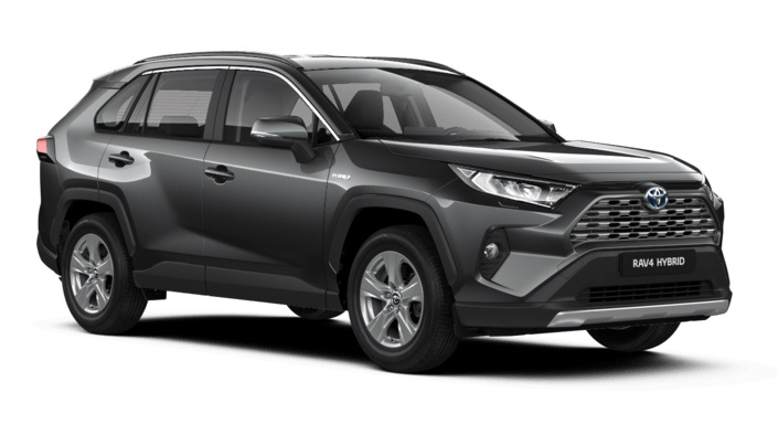 Toyota RAV4 mini līzings auto līzings   Sixt Leasing