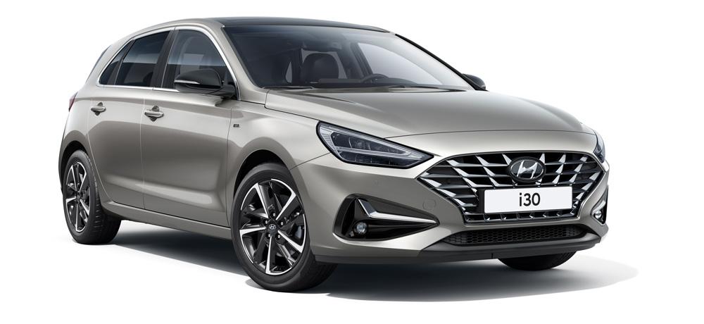 Hyundai i30 mini līzings