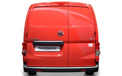 Nissan NV200 auto līzings   Sixt Leasing