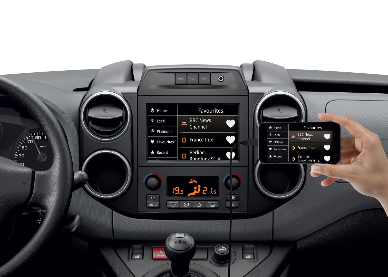 Peugeot Partner auto līzings | Sixt Leasing