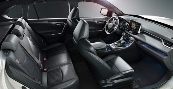 Toyota RAV4 auto līzings | Sixt Leasing